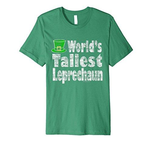 World's Tallest Leprechaun Funny St. Patrick's Day ()