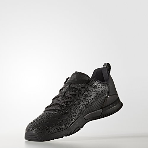 Adidas noir de Power Crazy sport noir mat femme pour Chaussures gris anrOa04pq