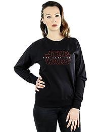Star Wars Mujer The Last Jedi Logo Camisa De Entrenamiento