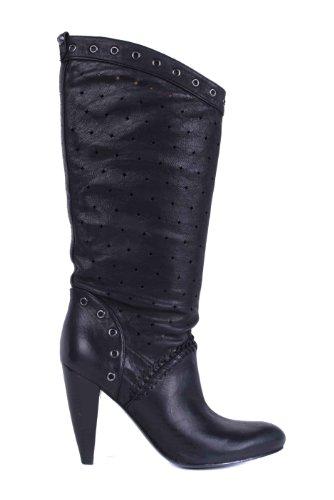 Guess, Bottes Femme Noir (noir)