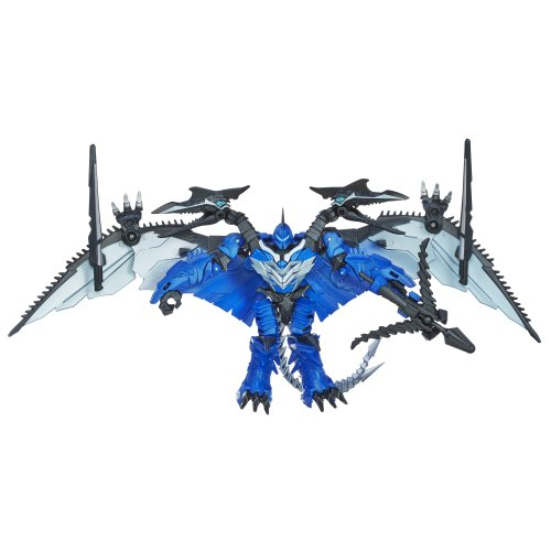 Transformers Age of Extinction Generations Deluxe Class Strafe Figure by Transformers