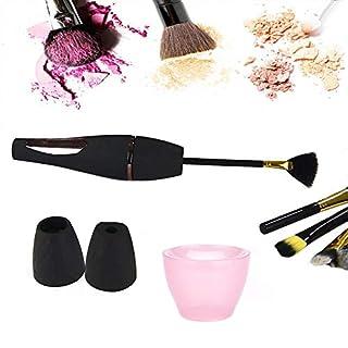 Elektrischer Make-up-Pinsel-Reiniger und Trockner, 10 Sekunden schnell trocknend, tragbarer automatischer Reinigungswäscher USB Make-up-Pinsel-Reinigungswerkzeug für eine gründliche Reinigung