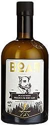 BOAR Blackforest Premium Dry Gin / höchstprämierter Gin der Welt 2017 / Kleine Schwarzwälder Familienbrennerei seit 1844 / Wacholder-, Lavendel- & Zitrustöne