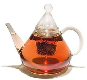 GROSCHE MERLIN Théière à verre 1200 ml 41 onces