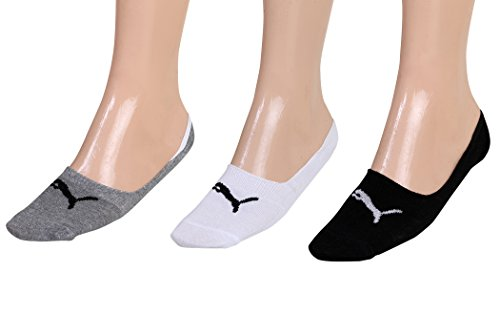 Puma Unisex Cotton Loafer shocks - Pack of3(by anjali creation)  available at amazon for Rs.299