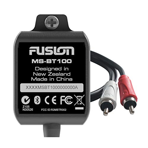 Fusion BT100 Bluetooth DONGLE for All Head Units AUX RCA Marine Head Units Marine