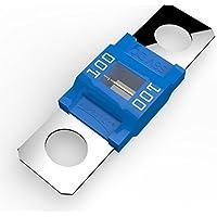 Auprotec® MIDI fusibile ad alta corrente avvitarsi 40A - 100A selezione: 100A Ampere blu, 3 pezzi