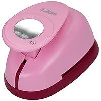 efco Perforadora de círculos, de la Marca, 32mm, Color Rosa
