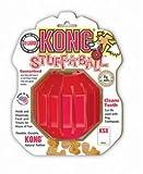 Kong Stuff-a-Ball Hundespielzeug, klein, 2er-Pack