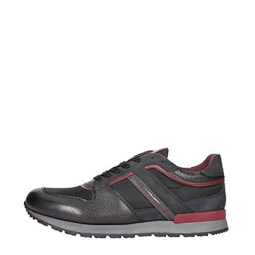 Harmont & Blaine E7095620 Sneakers Uomo Pelle NERO NERO 42.5