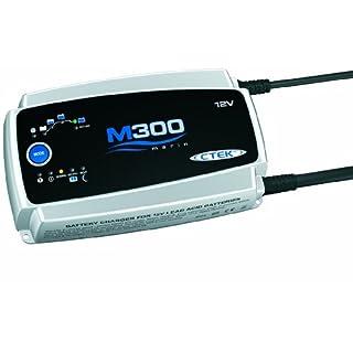 CTEK M300 25 Amp Maritimes Batterielade- Und Erhaltungsgerät Mit  Temperaturkompensation, Perfekt Für Alle Bootsbesitzer