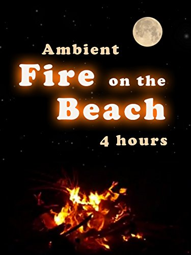 Ambient Fire on the Beach (4 hours)