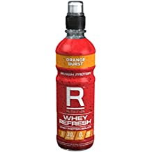 Reflex Whey Refresh- Orange Burst 500 ML (order 20 for trade outer)