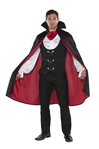 M Herren Herren TRUE Vamp Mann Kostüm für Vampir Kostüm - Vampir Kostüm Männer