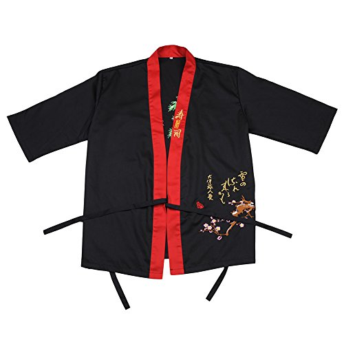 La cocina Chef Sushi japonés profesional chaqueta