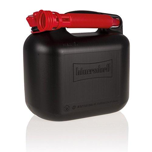 Preisvergleich Produktbild Reserve-Kraftstoffkanister 5 L schwarz