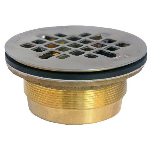 lasco-03-1223-desague-para-ducha-fibra-de-vidrio-con-508-cm-compresion-junta-conexion-y-cuerpo-de-la