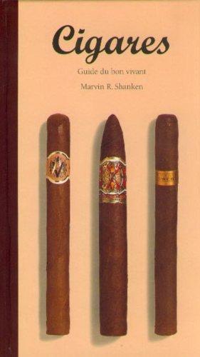 Cigares : guide du bon vivant par Marvin R. Shanken