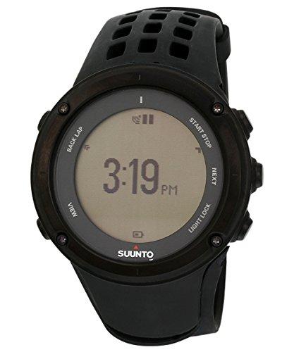 Suunto Ambit2 Black (HR) - Reloj con GPS integrado unisex