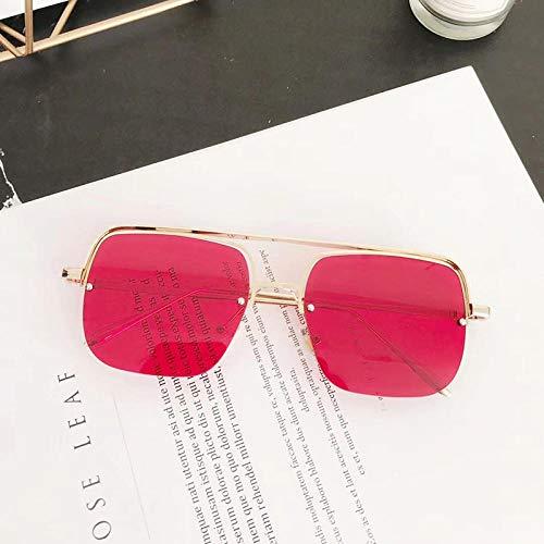 CYCY Sonnenbrillen, Gezeiten, Herren- und Damenmode, Big Box-Sonnenbrillen, Ocean Film, Street Shooting-Brillen, Ocean Red, Ocean Red