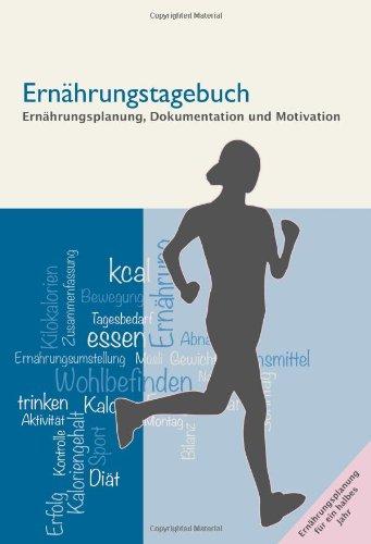 Image of Ernährungstagebuch: Ernährungsplanung, Dokumentation und Motivation