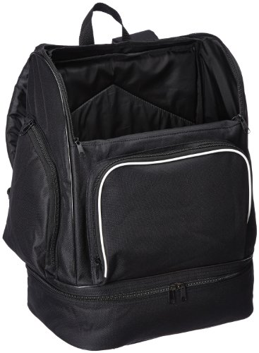 Lotto Sport Herren Rücksack Backpack Omega Black/White