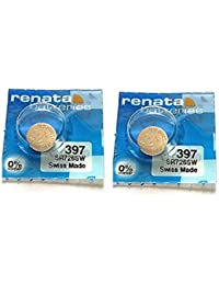 Pile 397 Renata 1,55v pour Montre (SR726SW)