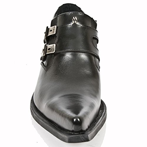 New Rock M.7934-S1 BLACK, BLACK