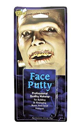 wachsene Halloween Party Gesicht Kitty Unisex Kost�mfest Make up Zubeh�r Einheitsgr��e ()