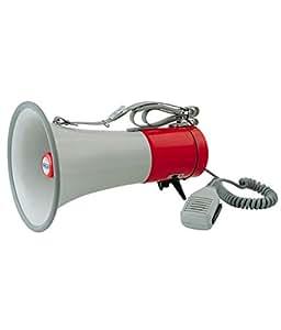 AHUJA AM21SM Megaphone (Grey and Red)