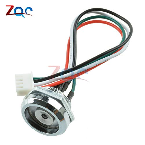TM-Sonde DS9092 Zink-Legierung Sonde iButton Sonde/Reader mit LED M98 Ibutton Reader