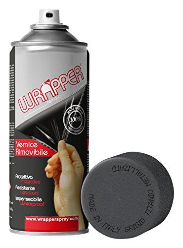 Wrapper titanio met ml400