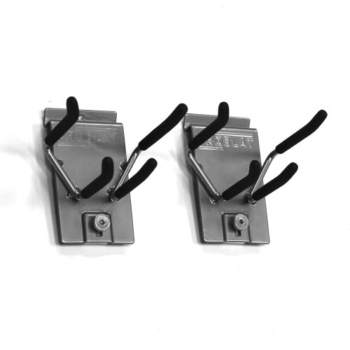 proslat 13015Samenmischung Schlüsselblume Eyed Sunset Ski Rack für PVC Slatwall, 2er Pack -