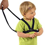 Walking Harness & Reins -- For Baby, Toddler or Kids -- Age: 6 m+ -- Colour: Navy Blue