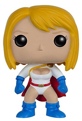 Funko - Figurine Dc Heroes - Power Girl Pop 10Cm - 0849803086787