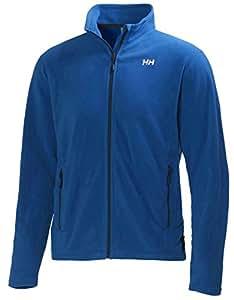Helly Hansen Men's Track Jacket black black, Men, Racer Blue