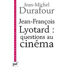 Questions au cinéma