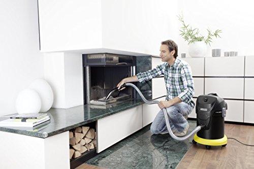 In der Anwendung: Kärcher AD 3 Premium Fireplace