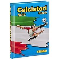 Diario PANINI FIGURINE CALCIO Standard 12 Mesi (datato)