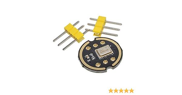 ad Alta precisione per ESP32 Basso consumo Ultra di Piccola Dimensione Agger Omnidirezionale Modulo Microfono Inmp441 di Memoria