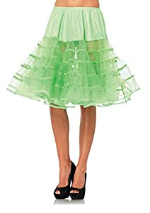 Leg Avenue- Mujer, Color verde neón, Talla Única (EUR 36-40) (8304322031)