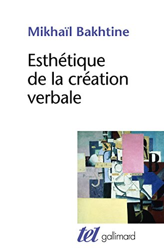 Esthtique de la cration verbale