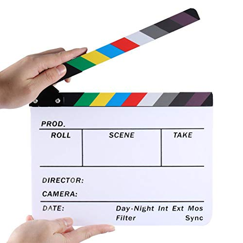 Joyibay Kinder Film Schindeln Kreative Trockene Löschen Acryl Film Bord Spielzeug für Kinder