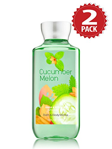 Bath & Body Works Duschgel 2er Pack - Cucumber Melon (2x295ml) - Cucumber Melon-gel