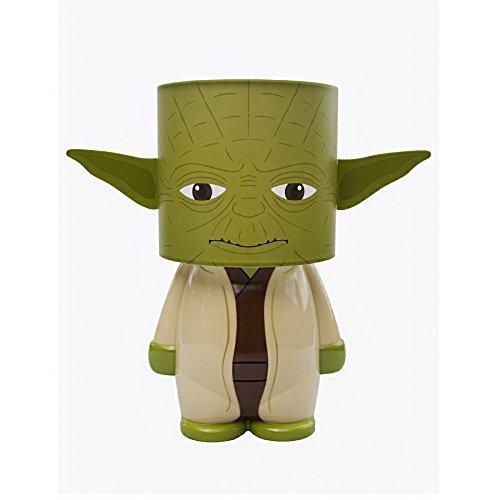 Star Wars Lampe Yoda - Look-ALite LED Mood Light , ca.15 x 25 x 13cm