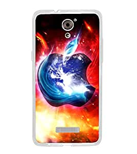 CRAZYMONK DIGITAL PRINTED BACK COVER FOR COOLPAD MEGA 3