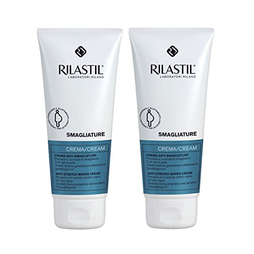 Rilastil Crema Anti-Smagliature 2x200ml