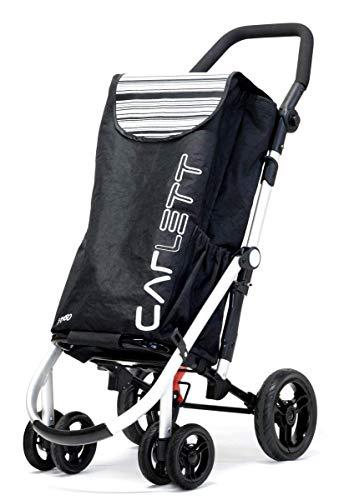 Carlett Carro DE Compra Aluminio Negro