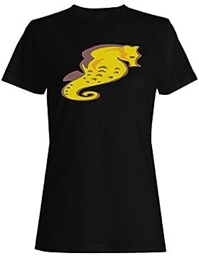 Seahorse 03 camiseta de las mujeres n856f