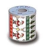 Toilettenpapier * Weihnachten Weihnachtsmann Rentier Together